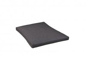 Best Sitzauflage für Sessel Dakar, mit Reißverschluss 51/40 x 49,5 x 5 cm anthrazit