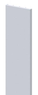 TraumGarten Pfostenprofil Longlife grau - 3 x 220 cm