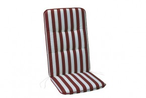 Best Sesselauflage hoch 120x50x6cm D.0271