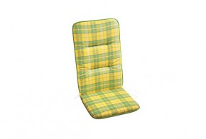 Best Sesselauflage hoch 120x50x6cm D.1365