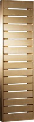 Karibu Saunabank Espenholz Grösse 2 - 55 x 181 x 9 cm