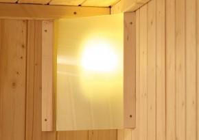 Karibu Leuchte PREMIUM - 230 Volt (Plug&Play)