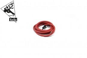Karibu Kabel D: 3 m Silikonkabel von ext. Steuerung zum Bio-Kombiofen - 7-adrig - 1,5qmm