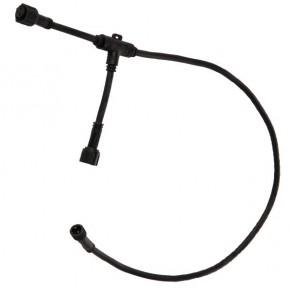 TraumGarten Verlängerungskabel T-Verbinder 1 Ein- 2 Ausgang Lichtleiste - 50 cm