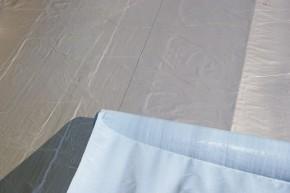 Karibu selbstklebende Dachbahn 5 m² Rolle