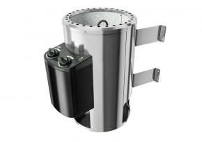 Karibu Plug&Play Saunaofen mit eingebauter Steuerung 3,6 kW (230Volt) inkl. 20 Kilo Steinen