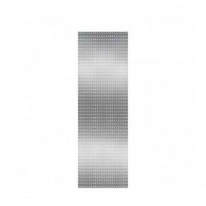 TraumGarten Edelstahlgitter Universal Set Gamma-Design - 60 x 0,15 x 180 cm