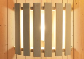 "Karibu Leuchte ""MODERN"" für Sauna - Kabel C nötig"