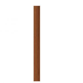 TraumGarten Zaunpfosten EXKLUSIV lasiert - 9 x 9 x 105 cm