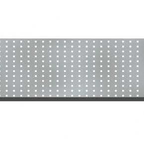 TraumGarten Dekorprofil System Set Gamma-Design Edelstahl - 30 x 178 cm