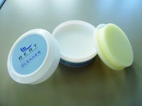 Best SUNS-Cleaner Reinigungscreme für Textilen, Alu, Geflecht, Holz, Kunststehschaumstoff und Glas