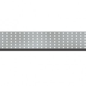 TraumGarten Dekorprofil System Set Gamma-Design Edelstahl - 15 x 178 cm
