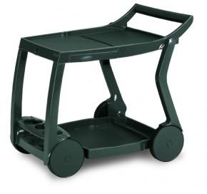 Best Servierwagen Galileo grün