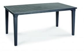 Best Tisch Genua 165x94cm, Farbe: graphit
