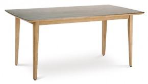 Best Gartentisch Lagos rechteckig - 170x90x77 cm - Eukaltyptus/Beton
