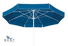 Best Großschirm Ibiza 400cm/8-tlg. blau