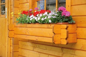 Wolff Finnhaus Garten Blumenkasten  Modell 120