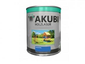 Holz-Lasur Karibikblau Farbe Set 750 ml