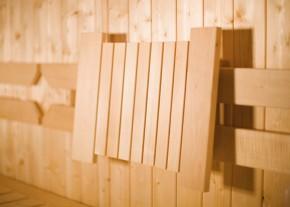 WEKA Sauna Zubehör Verschiebbare Rückenlehne