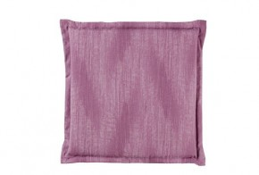 Best Sitzkissen mit Stehsaum 46 x 46 x 5cm Dessin-Nr.: 1479 Farbe: lila