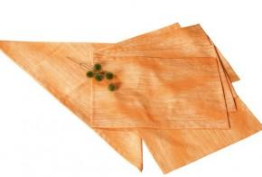Best Tischläufer 160 x 40cm Dessin-Nr.: 1478 Farbe: orange