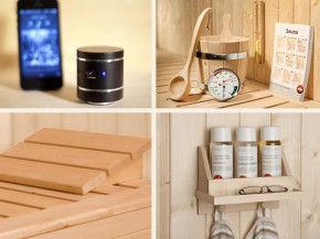 WEKA Rundum Sorglos Set für Sauna