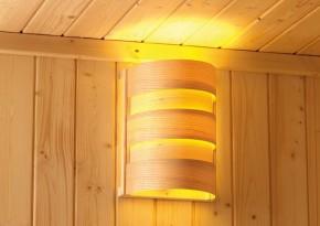 Karibu Leuchte CLASSIC 400 Volt - inkl. Anschlusskabel C für Starkstrom
