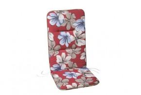 Best Sesselauflage nieder 100x50x6cm D.1263