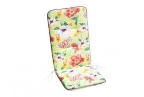 Best Sesselauflage nieder 100x50x6cm D.1484