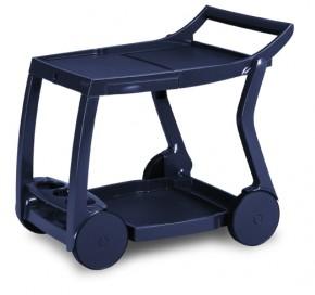 Best Servierwagen Galileo blau