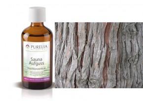 Purelia Saunaaufguss Duft 50 ml Cedernholz - Saunaduft