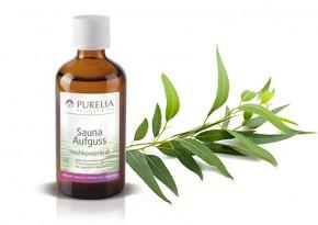 Purelia Saunaaufguss Duft 50 ml Eukalyptus - Saunaduft