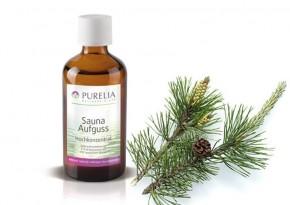 Purelia Saunaaufguss Duft 50 ml Latschenkiefer - Saunaduft