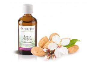Purelia Saunaaufguss Duft 50 ml Mandelblüte - Saunaduft