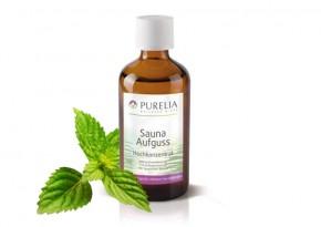 Purelia Saunaaufguss Duft 50 ml Pfefferminz - Saunaduft