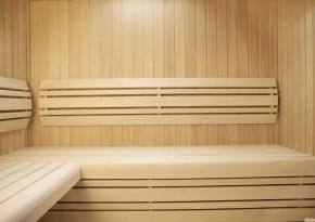 Sauna Inneneinrichtung Exklusiv Infraworld