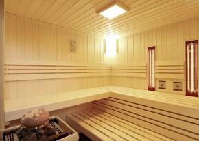 Sauna Inneneinrichtung Fino Infraworld