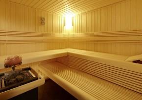Sauna Inneneinrichtung Premio Infraworld