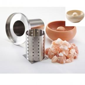Infraworld Sole-Aqua-Premium - Salzderdampfer  - Nachrüstset - beige