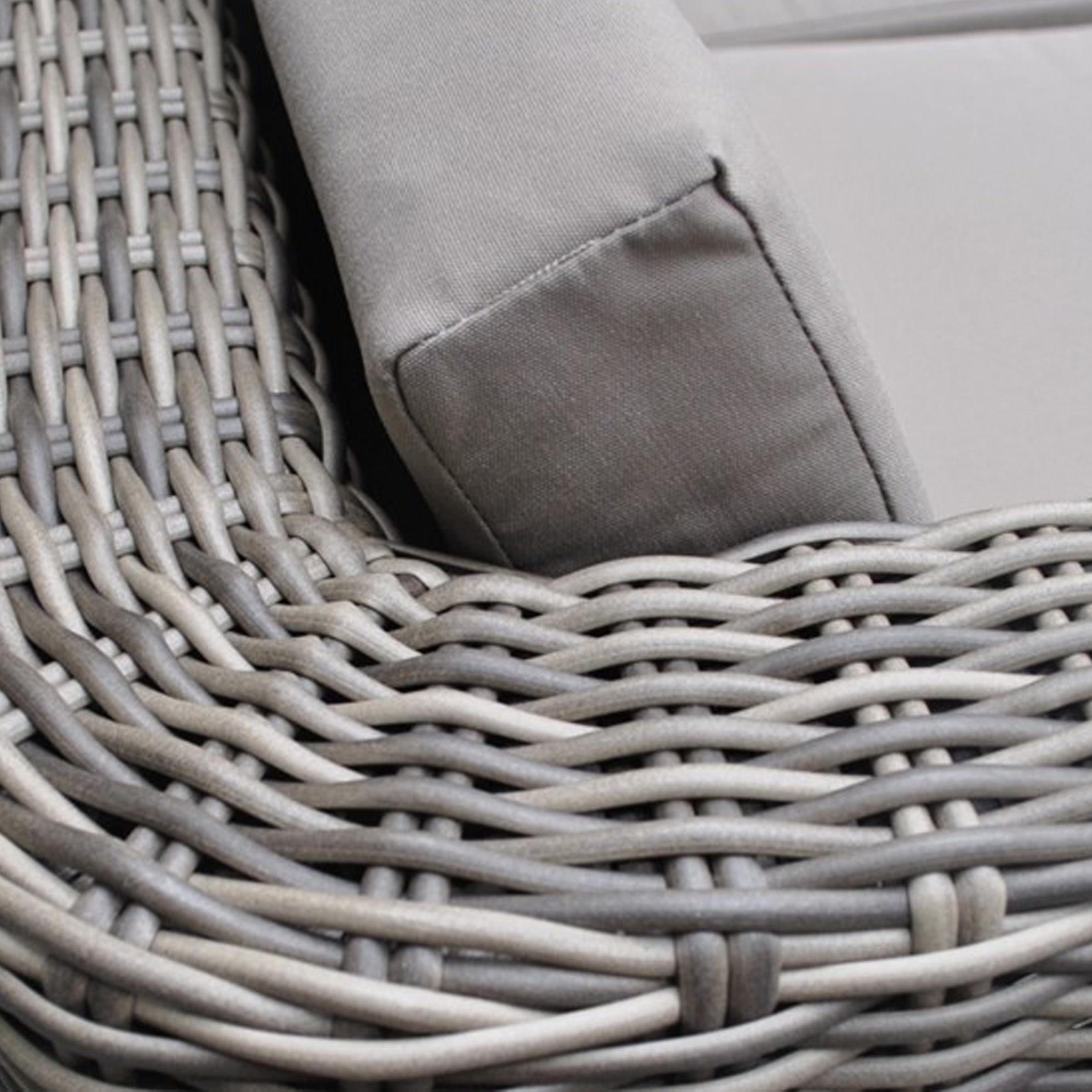 Polyrattan Loungemöbel In Grau Braun Und Dunkelgrau Sofort Lieferbar