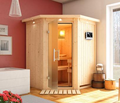 Sauna Räume - welcher Raum ist für eine Heimsauna geeignet >