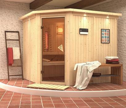 Sauna einrichtungstipps perfekte heimsauna zu hause einbauen for Raum gestalten