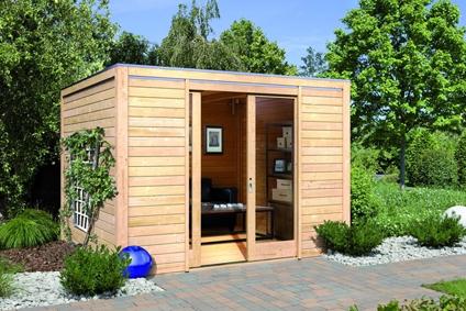 Holz Gartenhaus Online Kaufen Bei Garten Freunde De